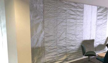 Retail Fire Curtain